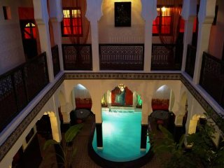 Villa Riad chic with swimming pool