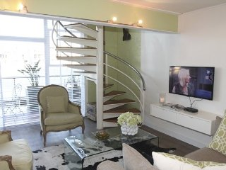 Apartment in the center of Cape Town with Internet, Pool, Air conditioning, Lift