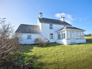House in Abersoch with Internet, Terrace, Garden (674053)