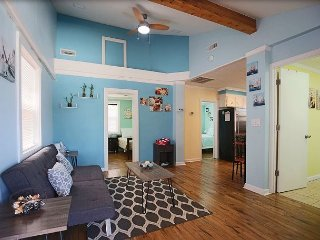 Sunny Side Up - Renovated Duplex just blocks from the Beach!!