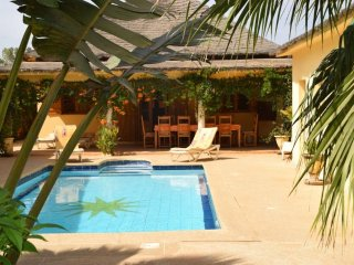 Villa ' Au Soleil ' ,Privative,Securisee,Piscine,Couchage 10 personnes