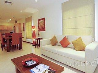 Spacious 2-Bed Apartment near Bangtao Beach