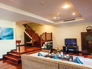3-Bed Duplex Apartment near Bangtao Beach