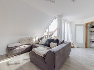 Apartment in Hanover with Internet, Parking, Balcony, Washing machine (668476)
