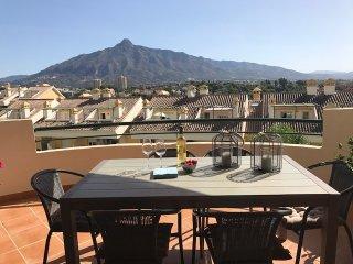 Apartment in Marbella overlooking Puerto Banus!