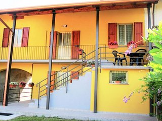 Country house in the center of Castelletto sopra Ticino with Internet, Parking
