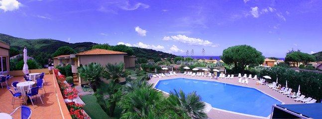 Appartamento in residence Isola d'Elba