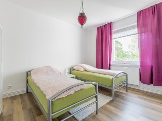 Apartment in Hanover with Internet, Parking, Washing machine (647171)