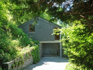 House in the center of Durbuy with Internet, Parking, Terrace, Garden (646148)