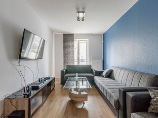 Cozy apartment in Hanover with Parking, Internet, Washing machine, Balcony
