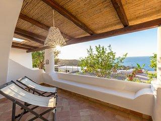 Casetta Limone - panoramica, nuova, ideale per coppie e famiglie