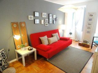 Cosy studio in the center of Lisbon with Washing machine