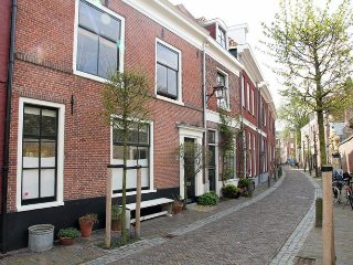 House 61 m from the center of Haarlem with Internet, Parking, Terrace, Garden