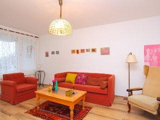 In Hanover with Internet, Parking, Balcony, Washing machine (643580)