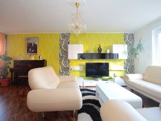 118 m from the center of Hanover with Internet, Parking, Balcony (642912)