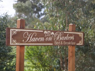 Haven on Barkers Guest room