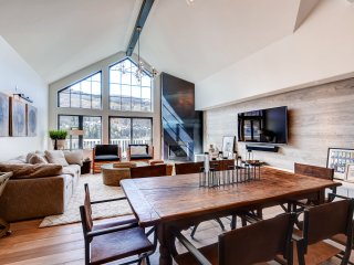 Luxury 3 Br Condo in Beaver Creek Village. Sleeps 6! A/C!