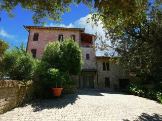 Country house in Città della Pieve with Internet, Pool, Air conditioning, Lift