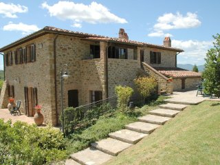 Country house in Citta della Pieve with Internet, Pool, Air conditioning