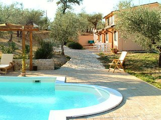 Country house in the center of Giano Dell'umbria with Internet, Pool (63885)