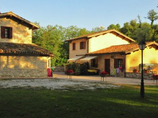 Country house in Gubbio with Internet, Pool, Parking, Garden (631412)