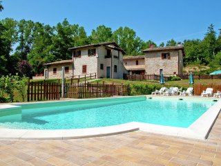 Country house in Gubbio with Internet, Pool, Parking, Garden (631410)
