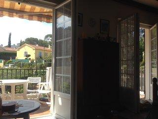 Appartement Cote d'Azur Saint Raphael tres tranquille