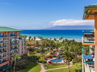 Maui Resort Rentals: Honua Kai Konea 831 - Stunning 8th Floor Ocean View Studio