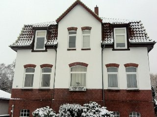 Spacious apartment in Langenhagen with Parking, Internet, Washing machine, Balco