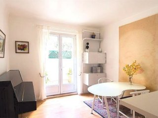 In Paris with Internet, Parking, Terrace, Washing machine (59223)