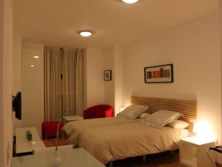 Cosy studio in the center of Málaga with Lift, Internet, Air conditioning