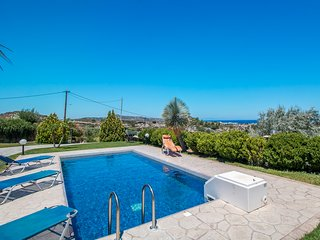 Beautiful Stone Villa with Private Pool and Sea Views