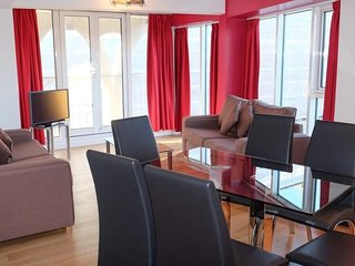 Apartment 1.2 km from the center of London with Lift, Washing machine (553751)