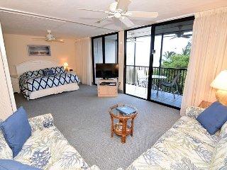 Gulf view top floor condo - Sundial B408