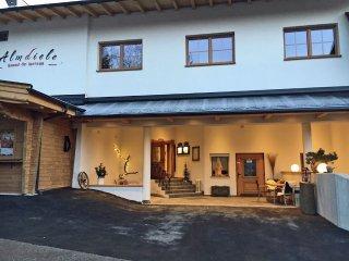 Apartment in Helfenstein with Internet, Parking, Terrace, Garden (551993)