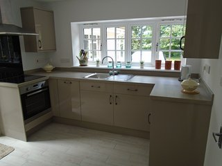 Garden Apartment in central Somerset