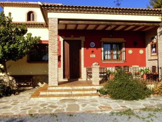 Villa in Antequera with Internet, Pool, Garden (53775)