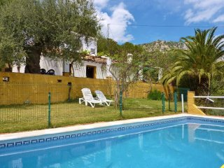 Country house in Alfarnatejo with Internet, Pool, Terrace, Garden (53705)