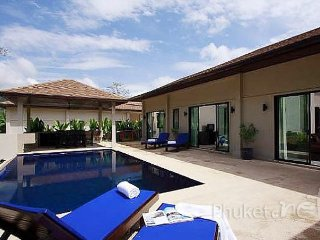 Delightful 4-Bed Family Villa in Nai Harn