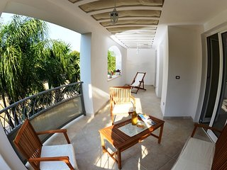 Cozy villa in Specchiolla with Parking, Washing machine, Air conditioning, Balco