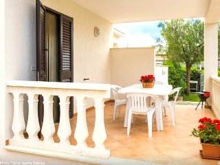 Cozy villa in Torre Santa Sabina with Parking, Internet, Washing machine, Air co