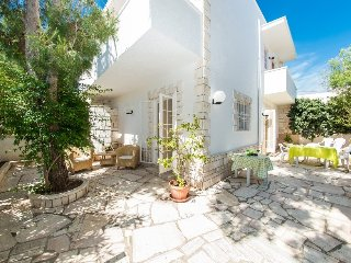 Spacious villa in the center of Specchiolla with Parking, Washing machine, Air c