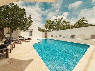 Bright Ibiza Villa