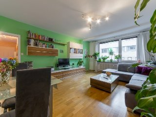 Apartment 795 m from the center of Hanover with Internet, Parking, Balcony (5301