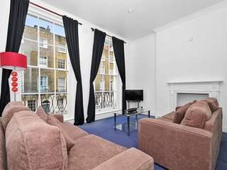 Apartment 1.1 km from the center of London with Washing machine (632458)