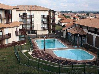 Appartement (4P), avec piscine, à côté Lac Marin de Port d'Albret