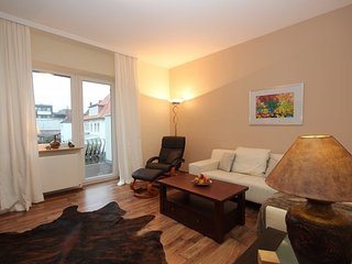 Apartment in Hanover with Internet, Parking, Balcony, Washing machine (524842)