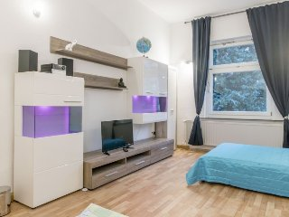 Spacious apartment in Hanover with Parking, Internet, Washing machine