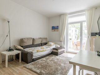Apartment in Hanover with Internet, Parking, Balcony, Washing machine (524705)