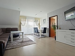 Apartment in Hanover with Internet, Parking, Balcony, Washing machine (524620)